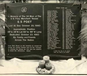 ss poet memorial