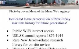 2019 NJ Maritime Museum Brochure