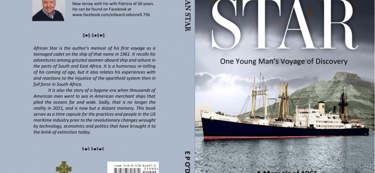 NJ Maritime Museum Presentation – October 22