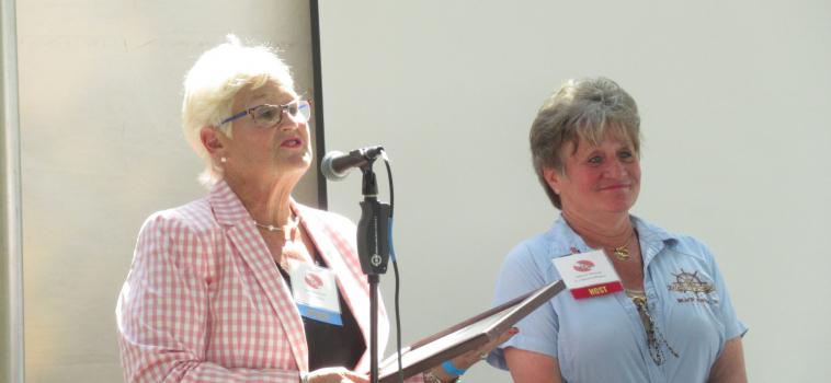 NJ State Resolution Honoring Deborah Whitcraft
