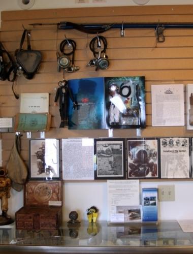 Diver Room 8