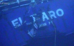 Into the Raging Sea – The Story of SS El Faro