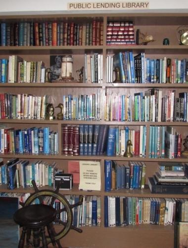 Lending Library 1