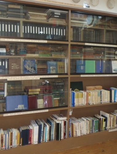 Rare Books Library 1