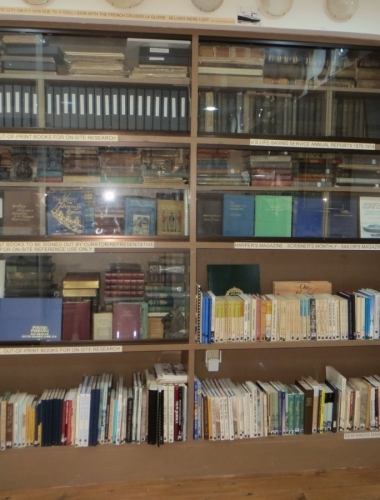 Rare Books Library 2