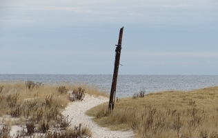 Barnegat Light and the Sea King