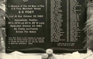 The Disappearance of the S.S. Poet